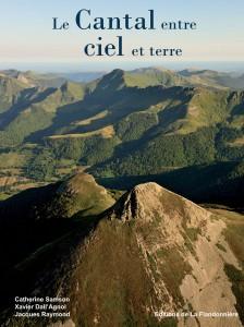 Livre Cantal entre ciel et terre