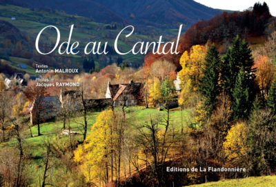 Livre Ode au Cantal