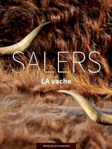 Livre Salers LA vache