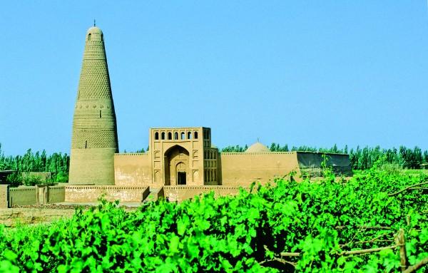 Turfan_mosquée d'Emin